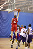 Bobby going up for a layup during his summer (2013) AAU season.